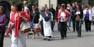 Marktfrau Kostümführung