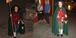 Erfurter Nachtwächter – Eine Romantische Abendführung