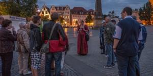 Spannung, Grusel, Gänsehaut – wer sich wohl nach Erfurt traut?